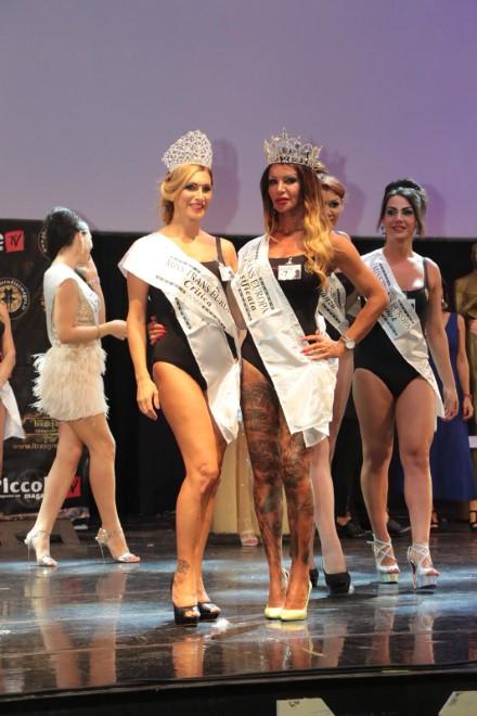 Miss Trans Europa 2018. Foto da Ufficio Stampa