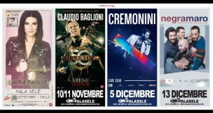Palasele Stagione Concerti 2018-19