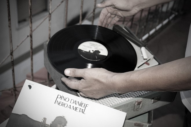Pino Daniele, Vinyl Collection come Emozione