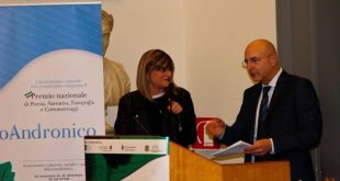 Premio AlberoAndronico a Roma