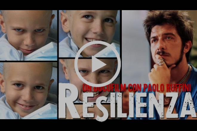 Resilenza, il docufilm di Paolo Ruffini