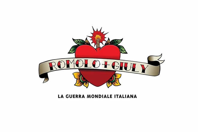 Romolo + Giuly - La guerra mondiale italiana