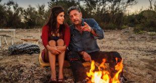 Sabrina Ferilli e Sergio Castellitto in una scena di Ricchi di Fantasia. Foto di Anna Camerlingo.