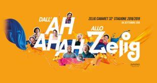 Zelig Cabaret - Settembre 2018