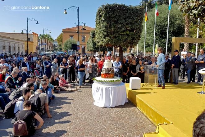 Cittadinanza Onoraria di Pompei ad Alberto Angela