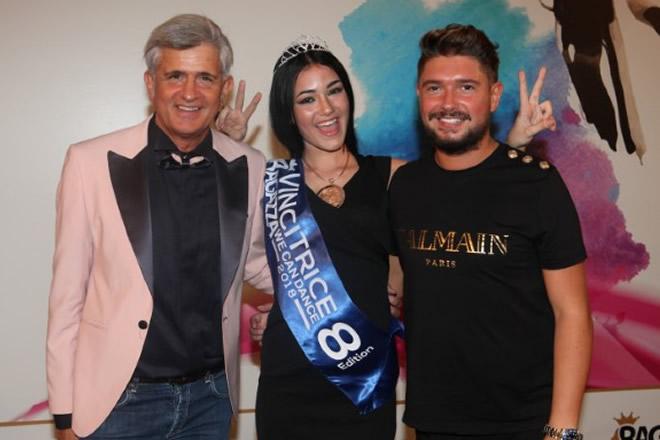 Dino Piacenti, Dalila De Marco e Stefano Piacenti.