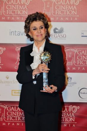 Franca Leosini giornalista dell'anno