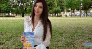 Gabriella Ronza autrice di La Macchia nel sangue. Foto di Ciro Esposito