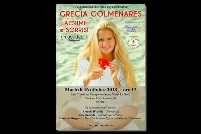 Grecia Colmenares - Lacrime e Sorrisi