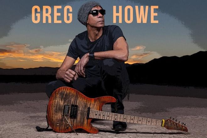Greg Howe. Foto da Ufficio Stampa