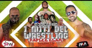 I Miti del Wrestling - Naples Slam