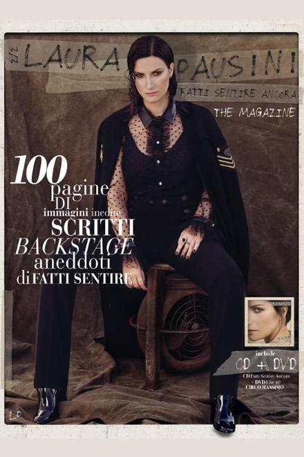 Laura Pausini - Fatti sentire ancora - Magazine