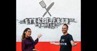 Ludovica Frasca e Simone Rugiati per Street Food Battle.