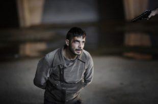 Marco Bocci in Solo - Seconda Stagione. Foto di Angelo Di Pietro.