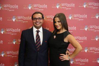 Mario Esposito con Anna Capasso