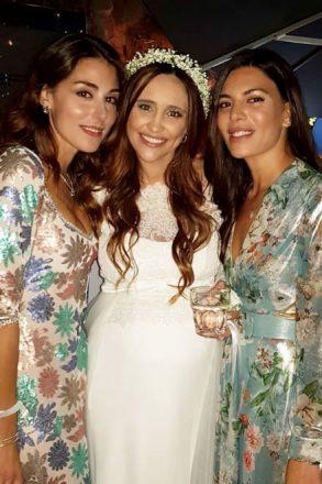 Miriam Candurro, Ilenia Lazzarin e Claudia Ruffo. Foto da Instagram di Miriam Candurro