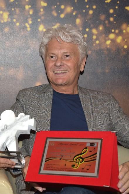 Ron premiato a Roma Videoclip 2018. Foto di Marco Bonanni