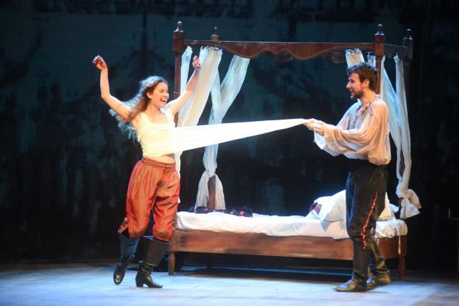 Shakespeare in Love. Foto da Ufficio Stampa