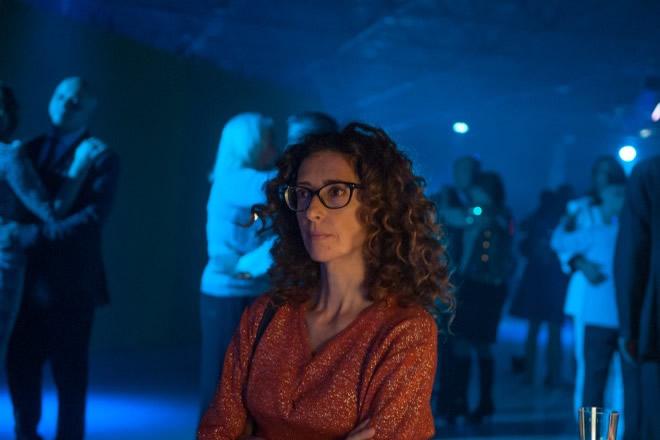 Teresa Mannino in La notte è piccola per noi. Foto da Ufficio Stampa