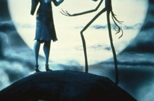 The Nightmare Before Christmas di Tim Burton