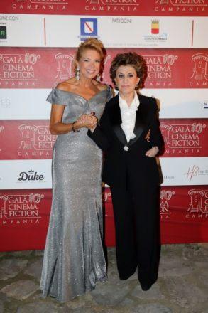 Valeria della Rocca e Franca Leosini