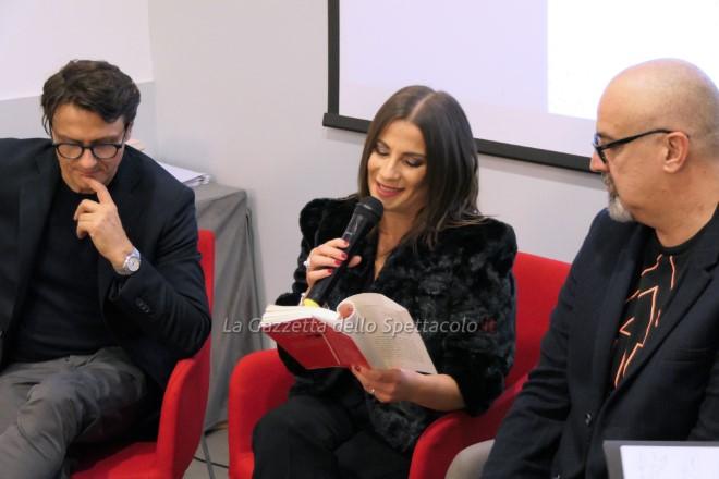 Anna Capasso legge passi di La Contessa