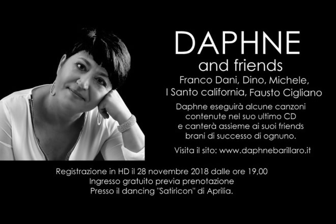 Daphne and friends