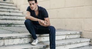 Emanuel Caserio. Foto di Paolo Stucchi