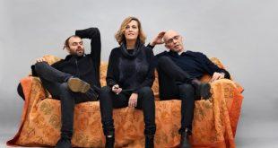 Irene Grandi e i Pastis. Foto da Ufficio Stampa