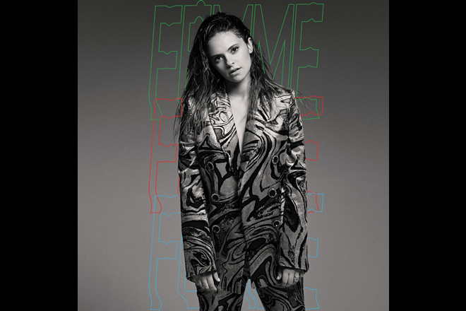 La cover di Femme di Francesca Michielin