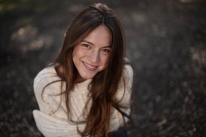 Lana Vlady. Foto di Alessandro Pensini