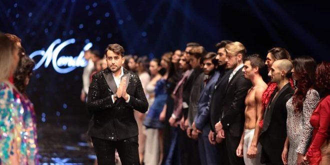 Successo e commozione al fashion show di Mattia Pisano