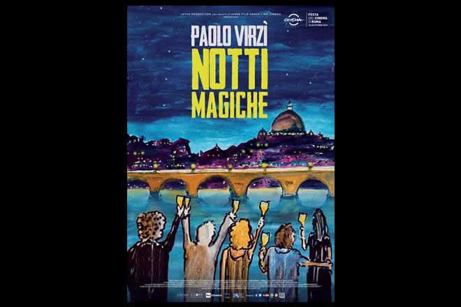 Notti Magiche - Locandina