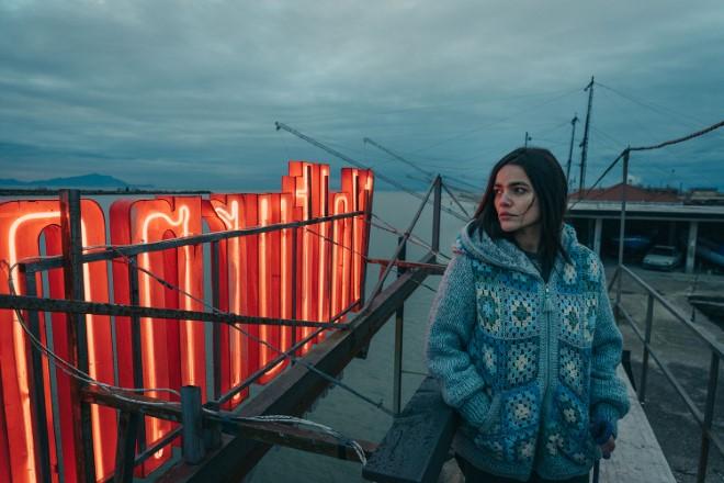 Pina Turco in Il vizio della speranza. Foto di Paolo Ciriello