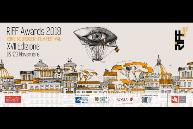 RIFF - Rome Independent Film Festival 2018