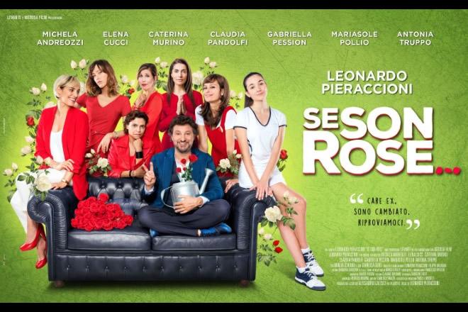 Se Son Rose - Il nuovo film di Leonardo Pieraccioni