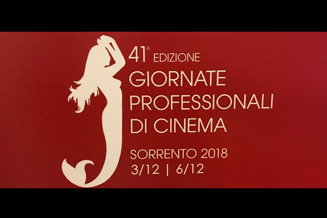 41 Giornate di Cinema di Sorrento