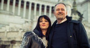 Asia Argento e Marco Manzo. Foto da Ufficio Stampa