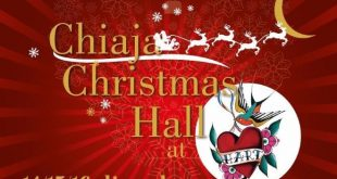 Chiaja Christmas Hall 2018