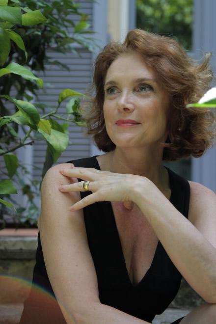 Cristina Nutrizio. Foto da Ufficio Stampa