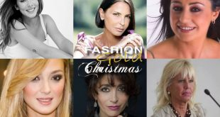 Fashion Gold Christmas 2018