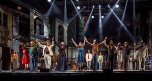 Il gran finale di Musicanti. Foto da Ufficio Stampa