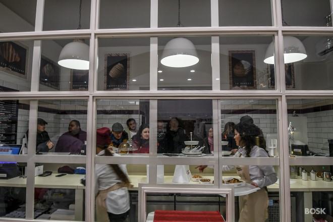 Il lab store di Zio Rocco. Foto di Pasquale Toscano.