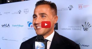 Intervista a Fabio Cannavaro per Dreaming Napoli 3