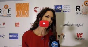 Intervista a Janet De Nardis per il Roma Web Fest 2018
