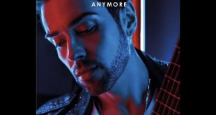 Kris James, la cover del singolo Anymore