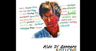 La copertina del disco Just Love di Aldo di Gennaro