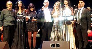 Le premiazioni del Festival di Napoli New Generation 2018. Foto da Ufficio Stampa