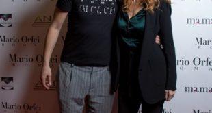 Mario Orfei e Milena Miconi. Foto da Ufficio Stampa