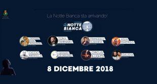 Notte Bianca a Caserta 2018